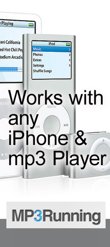 MP3 Running songs for runners and joggers